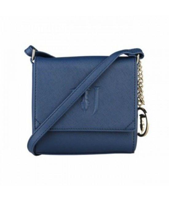 Geanta Trussardi Blue Navy  Pret redus: 349lei   #geanta  #trussardi  #fashion #cadouri