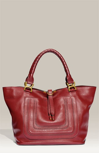 Not that I'd ever spend $1,460 on a handbag...but a girl can dream, eh?