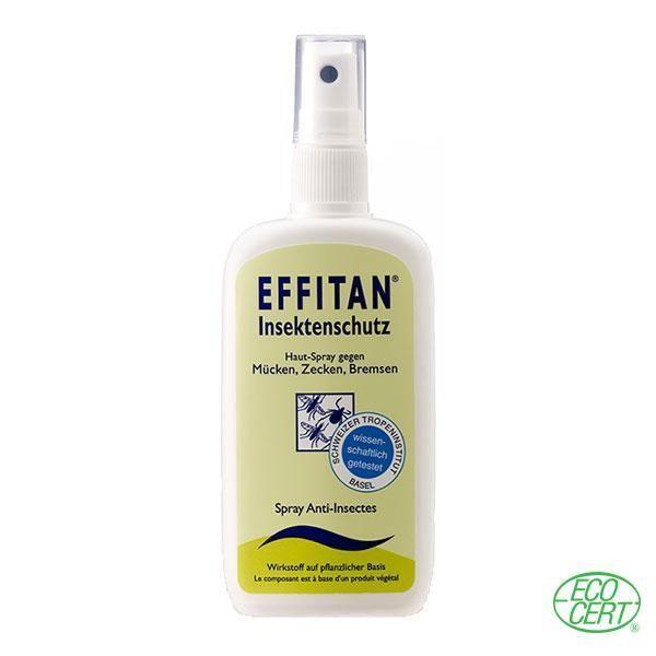 Anti Mosquitos Natural Effitan Alva 100ml Repelente De Insectos Aceite De Coco Agricultura Ecologica