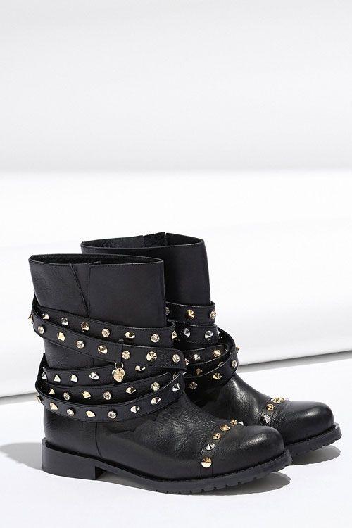 patrizia pepe 2015 collection | Patrizia Pepe scarpe autunno inverno 2015