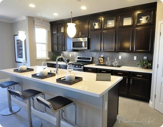 26 best black painted kitchen images on pinterest
