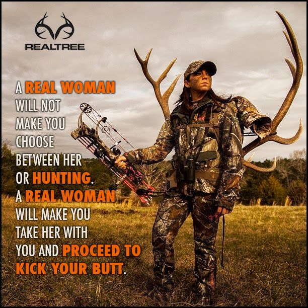 Cough cough like when Carrie Underwood ordered her husband to stop hunting because she's dumb