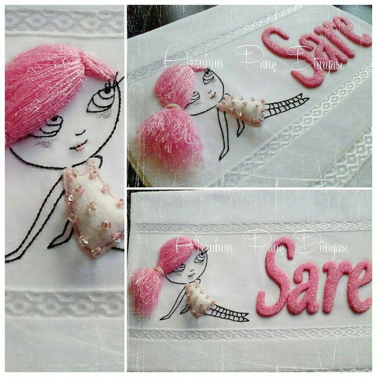 Panç Nakışı ( Punch Needle Embroidery )