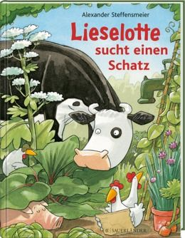 Große Abenteuer im großen Format – Kuh Lieselotte