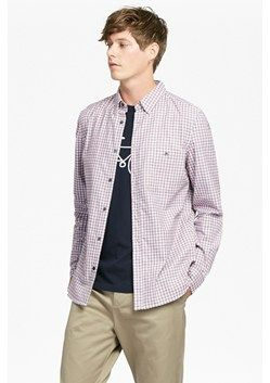FRENCH CONNECTION HORNBLENDITE GRINDLE CHECKED SHIRT £32