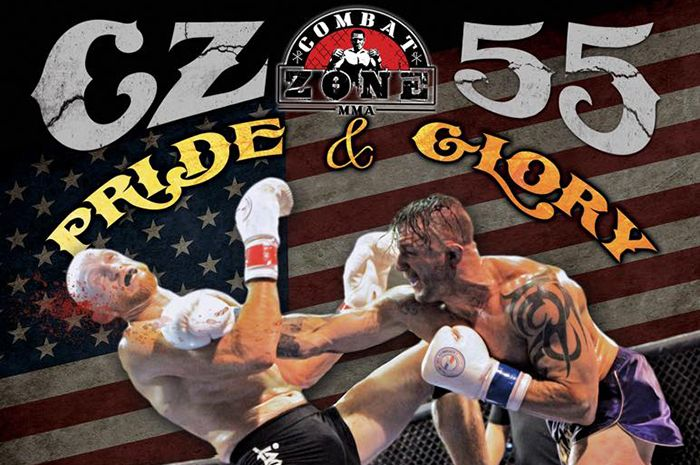 Combat Zone 55 set to take over Rockingham Park
