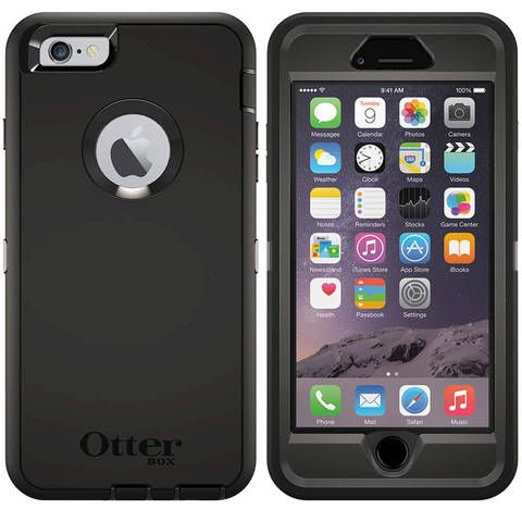 OtterBox Defender iPhone 6 Plus Case $19 - http://www.gadgetar.com/otterbox-defender-iphone-6-plus-case/