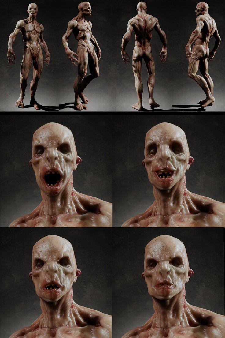 10 CG Monsters we hope we never meet