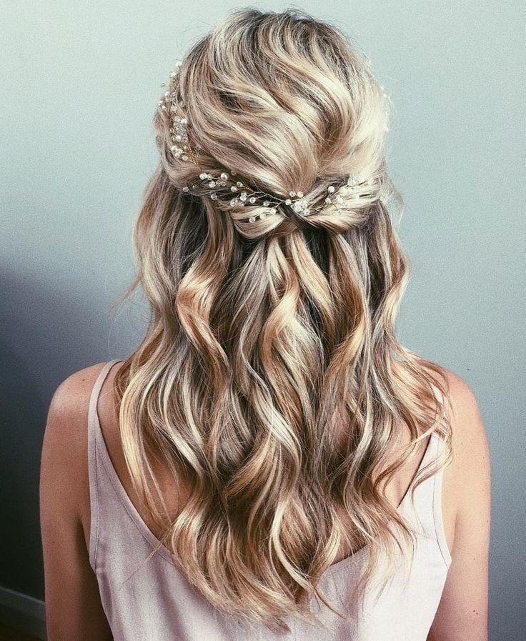 Beste lange Frisuren Inspirationen für Ihre Hochzeit
