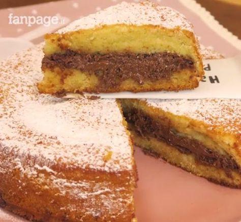 La torta 7 vasetti al cioccolato è un dolce veloce e facile da preparare, una torta morbida con una golosa farcitura, ottima per una merenda davvero deliziosa.