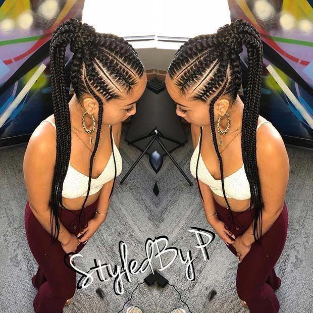 Braided hairstyles #bestbraidedhairstyles – #bestb…