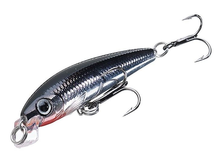Rapala ultra light minnow 2 1 2 trout shops the o for Fishing with minnows for bass