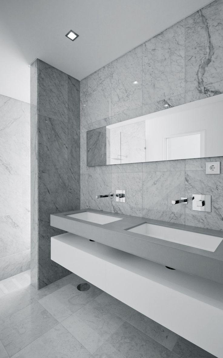 bathroom minimalist design. [Bathroom] : Amazing Modern Minimalis Bathroom Design Decoration Ideas With Wall Mounted Vanity Minimalist Marble And