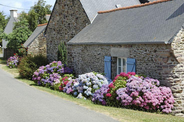 Nevez, Finistere. Bretagne