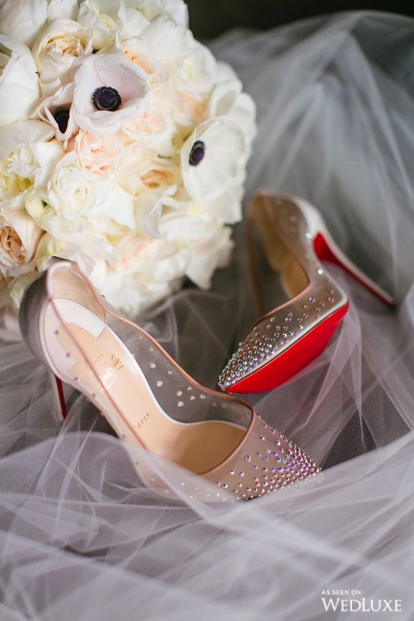 Carrie And Mr Big Red Wedding Shoes Red Bottom Shoes Red Bottoms