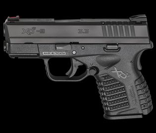 Springfield XDS 9mm 3.3in. bbl