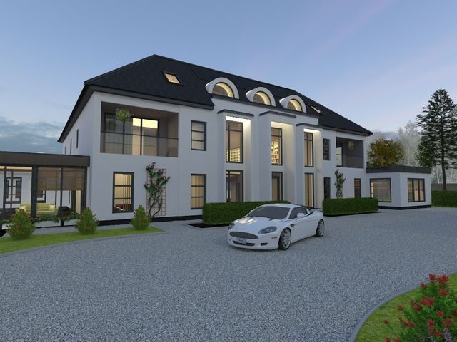 Gated Gleneagles community hosts Scotland's most expensive developer home