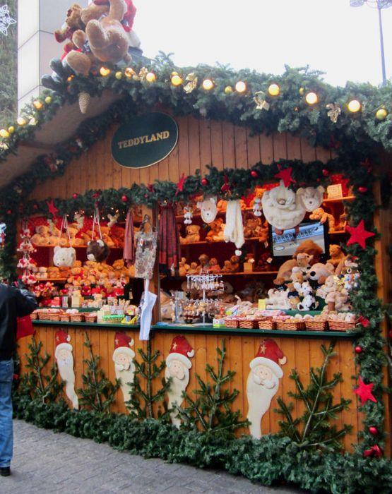 Dortmunder Weihnachtsmarkt - Hansaplatz auf golocal.de