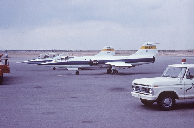 F -104C Starfighter NASA - Pics about space