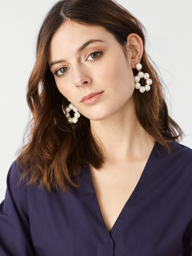 Aleeza Drop Earrings