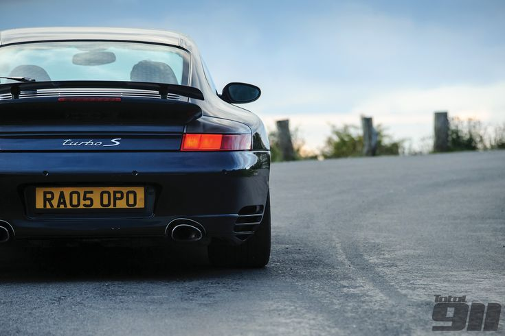 Porsche 996 Turbo S: the forgotten Turbo   Total 911