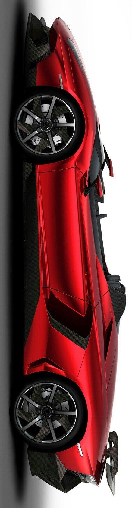 Lamborghini Aventador J by Levon