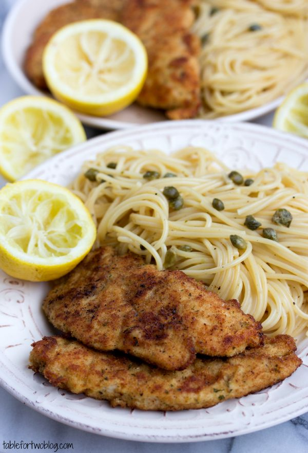 Easy chicken piccata for any night of the week!