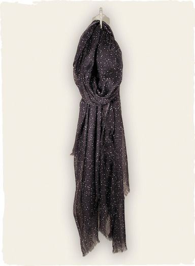 Cashmere Modal Scarf - sheep pasture scarve by VIDA VIDA VOGHr