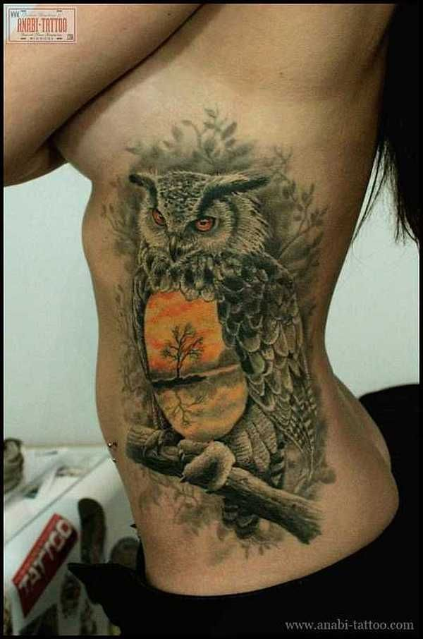 36 best owl angel tattoos images on pinterest owl tattoos angels tattoo and owls. Black Bedroom Furniture Sets. Home Design Ideas