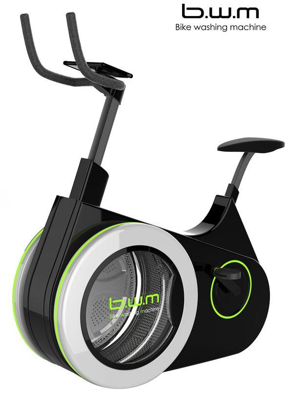 bike washing machine - i need this!