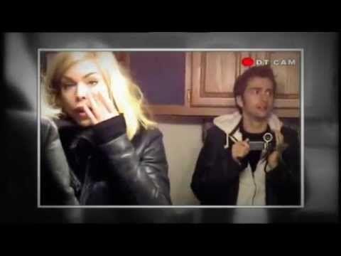 David Tennant - Behind The Scenes - YouTube