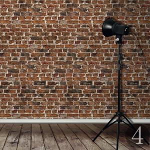 15 Best Images About Brick Effect Wall Ideas On Pinterest