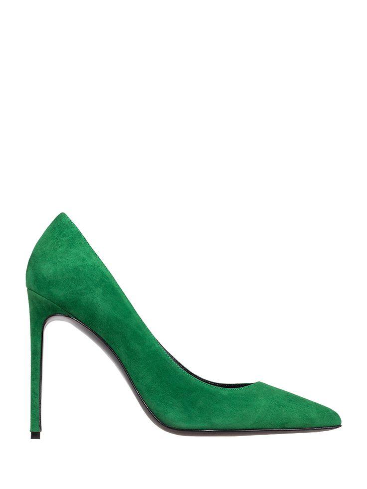 Туфли от Saint Laurent