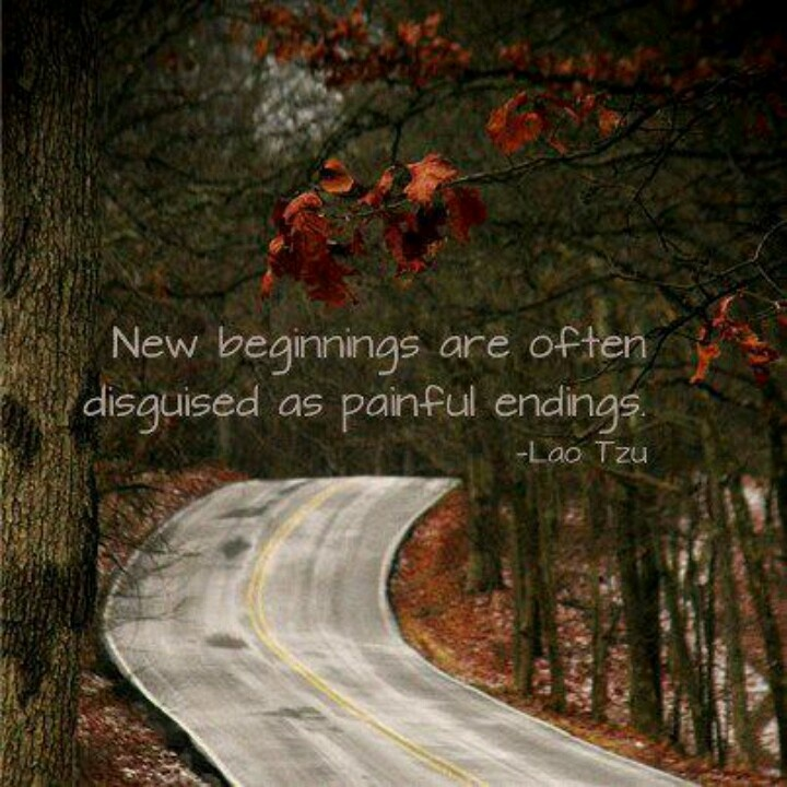 Inspirational Quotes About New Beginnings. QuotesGram