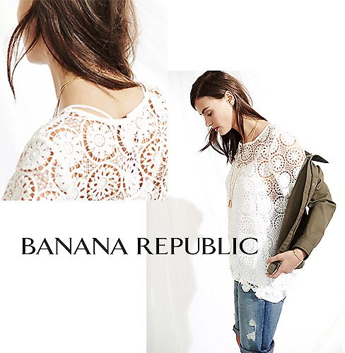 Up to 30% Off Banana Republic Wear-Now Styles w/ Additional 40% Off Online Sale Styles