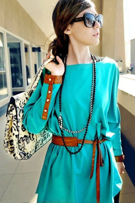 looveeeGreen Tops, Belts Green, Casual Shirts, Long Sleeve, Leather Cuffs, Woman Clothing, Tops Blouses, Tunics Tops, Sleeve Casual