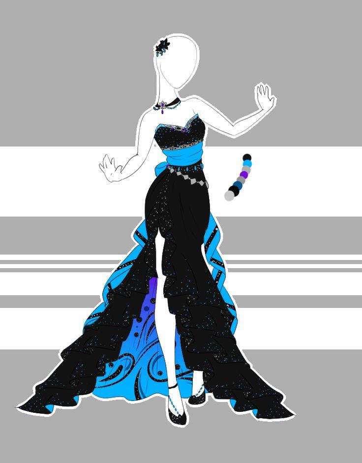 .::Outfit Adoptable 29(OPEN)::. by Scarlett-Knight.deviantart.com on @DeviantArt