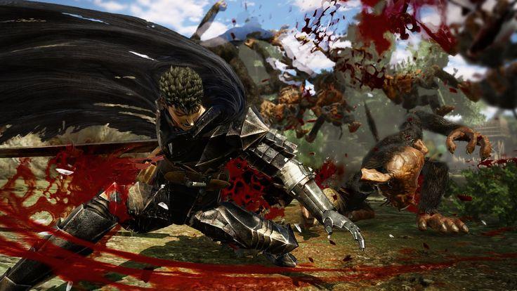 Berserk and the Band of the Hawk | Trailer de gameplay mostra a pancadaria insana no jogo | Geek Project