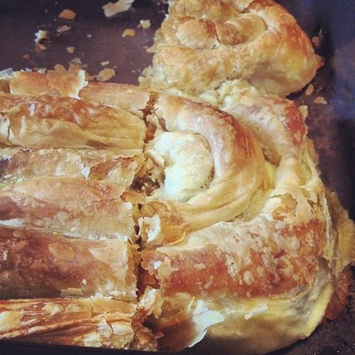Recipe For Potica Coffee Cake