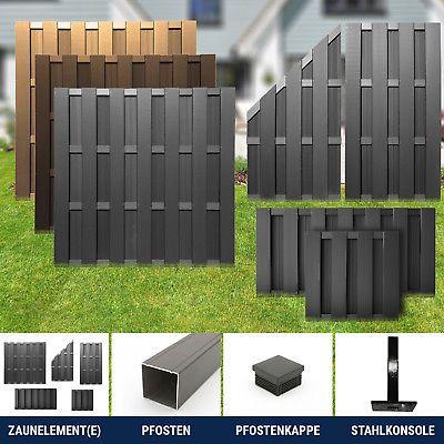 39 best Garten images on Pinterest Garden ideas, Garden layouts - sichtschutzzaun aus kunststoff gute alternative holzzaun