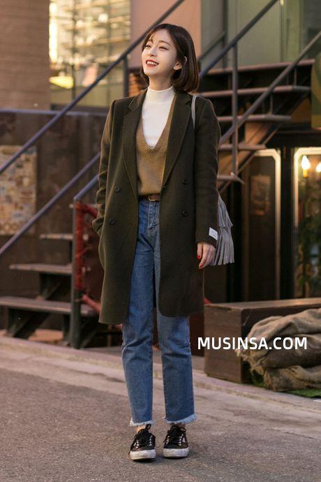 Korean Street Fashion 2015 - Official Korean Fashion