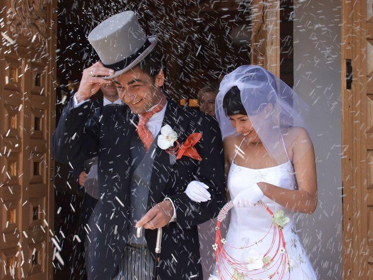 Ślubne zdjęcia gwiazd  Robert Gonera w dniu swojego ślubu