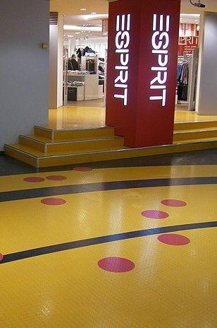 Žlutá kaučuková podlaha Artigo Bs Strong / Yellow rubber floor Artigo Bs Strong, Boca Praha  http://www.bocapraha.cz/cs/produkt/624/bs-strong/