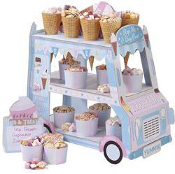 Présentoir Ice Cream Bus