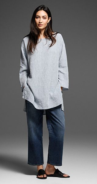 Our Favorite Fall/Winter Looks Styles for Women | EILEEN FISHER Women's Dresses - Dress for Women - http://amzn.to/2j7a1wP