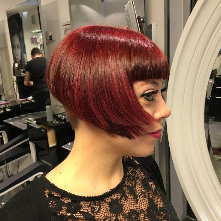 Light Cut fetish red hair