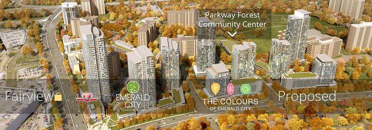 Emerald City Master Plan!