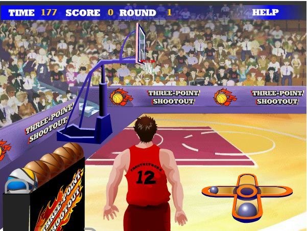 Take your acquired skills Downtown and experience the sweet sound of SWISH which comes hand in hand with a skilful aim!