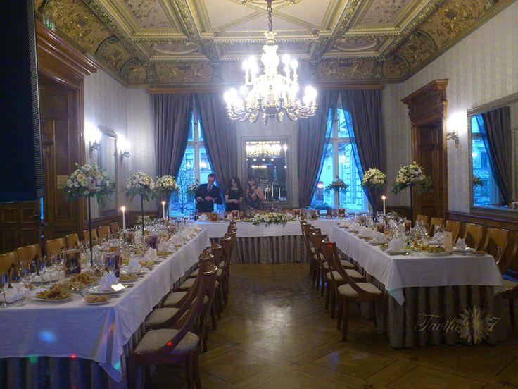 Tavifa: Кремовая свадьба в Benjamine
