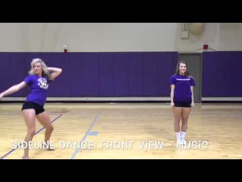 Sideline Dance (Front) - YouTube